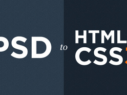 Convert Any PSD To HTML5