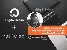 Install and configure MailWizz Script on your DigitalOcean VPS