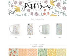 Design and develop a single page website (CV, events, portfolio)