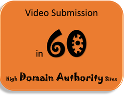 Manually upload or share your video to top 60 video submission s