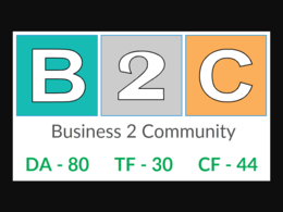 I will publish your guest post on business2community