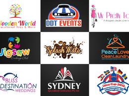 Do Sensational, Professional logo design for your business