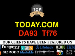 Publish Guest Post On Today.com Da93 Tf76 Dofollow