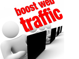 Get 5000 Real USA & European Traffic/Visitor Improve Google Rank