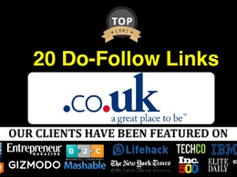 Build 20 Dofollow Links From UK Newspaper The Mirror and more!