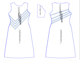 Digital Pattern Cutting/Making with Grading*