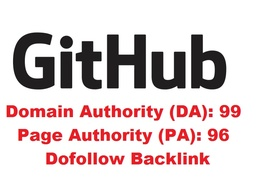 Write And Publish A Guest Post On Github DA 99 TF 95 CF 93