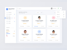 Design your dashboard ui