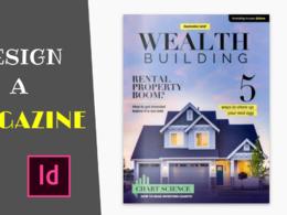 Design your Magazine in Indesign