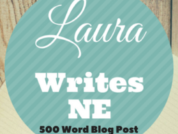 Write a 500 word blog post
