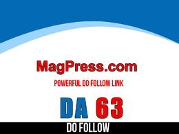 Publish guest post on Magpress – Magpress.com – DA 63