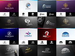Professional Logo with UNLIMITED Revisions