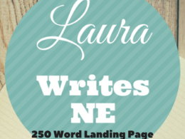Write a 250 word landing page