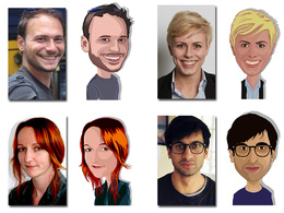 Create you a bespoke cartoon portrait / caricature avatar