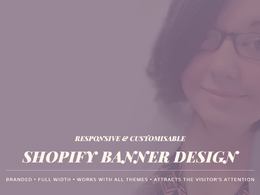 Add a responsive banner to your Shopify website