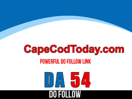 Publish guest post on  CapeCodToday – CapeCodToday.com –  DA 54