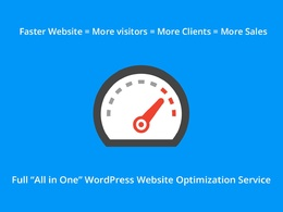 Do website speed optimisation to increase SEO Performance
