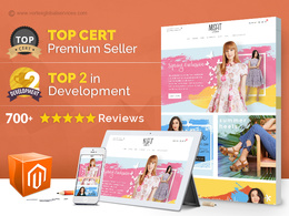 Create a High-Quality, Premium, Responsive Magento website