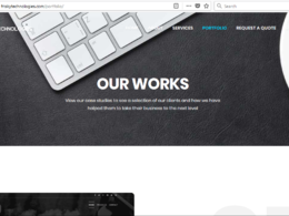 Design And Develop A Complete Responsive Wordpress Website