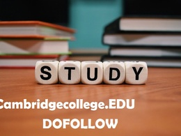 Publish Post on cambridgecollege.edu DA60 - Guest Post/ Dofollow