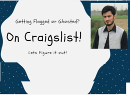 I can FIx your Craigslist Ghosting and flagging issue.