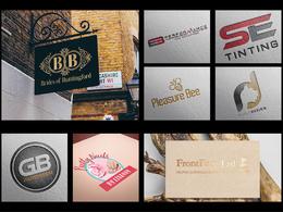 Design a unique logo including logo source files