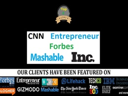 Write and publish Post on Forbes, Entrepreneur, INC, CNN