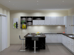 Design your Kitchen on Kd max