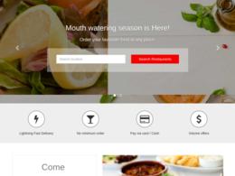 Design and Develop Food Website & Mobile App like Uber Eats