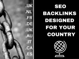 Create 100+ SEO Backlinks On UK , Dutch , French or German Blogs
