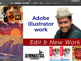 Do adobe illustrator work