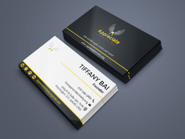 Design a professional business card + UNLIMITED REVISIONS*****