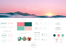 Brand Identity Package: Logo and Style Guide