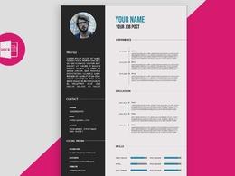 Design a professional Microsoft Word template