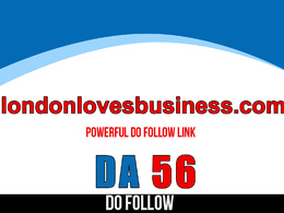 Post on LondonLovesBusiness – LondonLovesBusiness.com – DA 56