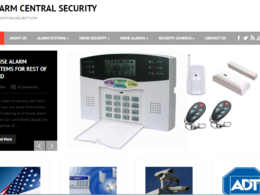 Guest Post on Home Security, Alarm Systems Blog