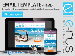 Email Template | Email Newsletter (responsive HTML)
