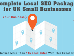 100% White Hat Monthly Local SEO for UK Small Businesses