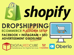 Complete Setup Shopify Store - Drop Shipping + SEO + Ads Guide