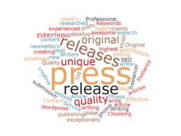 Write a 500 word ORIGINAL, impactful press release