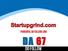 Publish guest post on startupgrind – startupgrind.com – DA 67