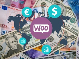 Add multi currency feature on you wordpress woocommerce site.