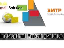 Provide One stop email marketing solution