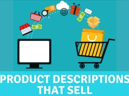 Write 5 SEO-optimised, compelling product descriptions