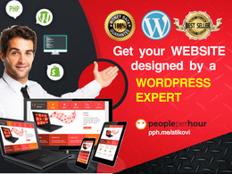 Create Responsive WordPress Website With Modern Design