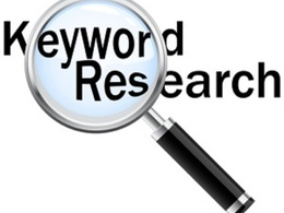 Research 10 most profitable keywords for your website