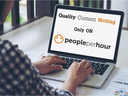 Write 500 words Search Engine-Friendly engaging content