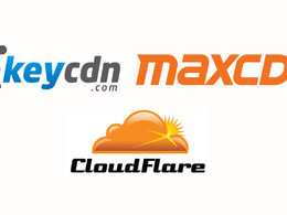 Setup Maxcdn, Keycdn,  Cloudflare  In 24 Hours