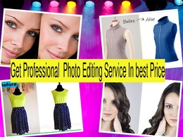 Edit 30 Images,Background Removal,Image Retouch,Color Correction