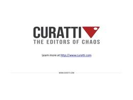 Guest Post on Curatti.com